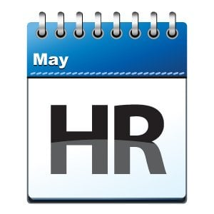 May HR Calendar | Trupp HR