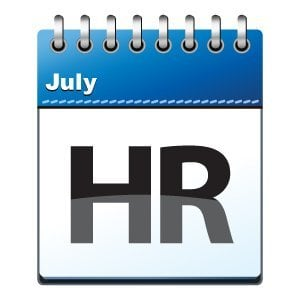 July HR Calendar | Trupp HR
