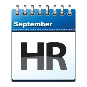 September HR Calendar | Trupp HR