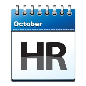 October HR to-do list | Trupp HR