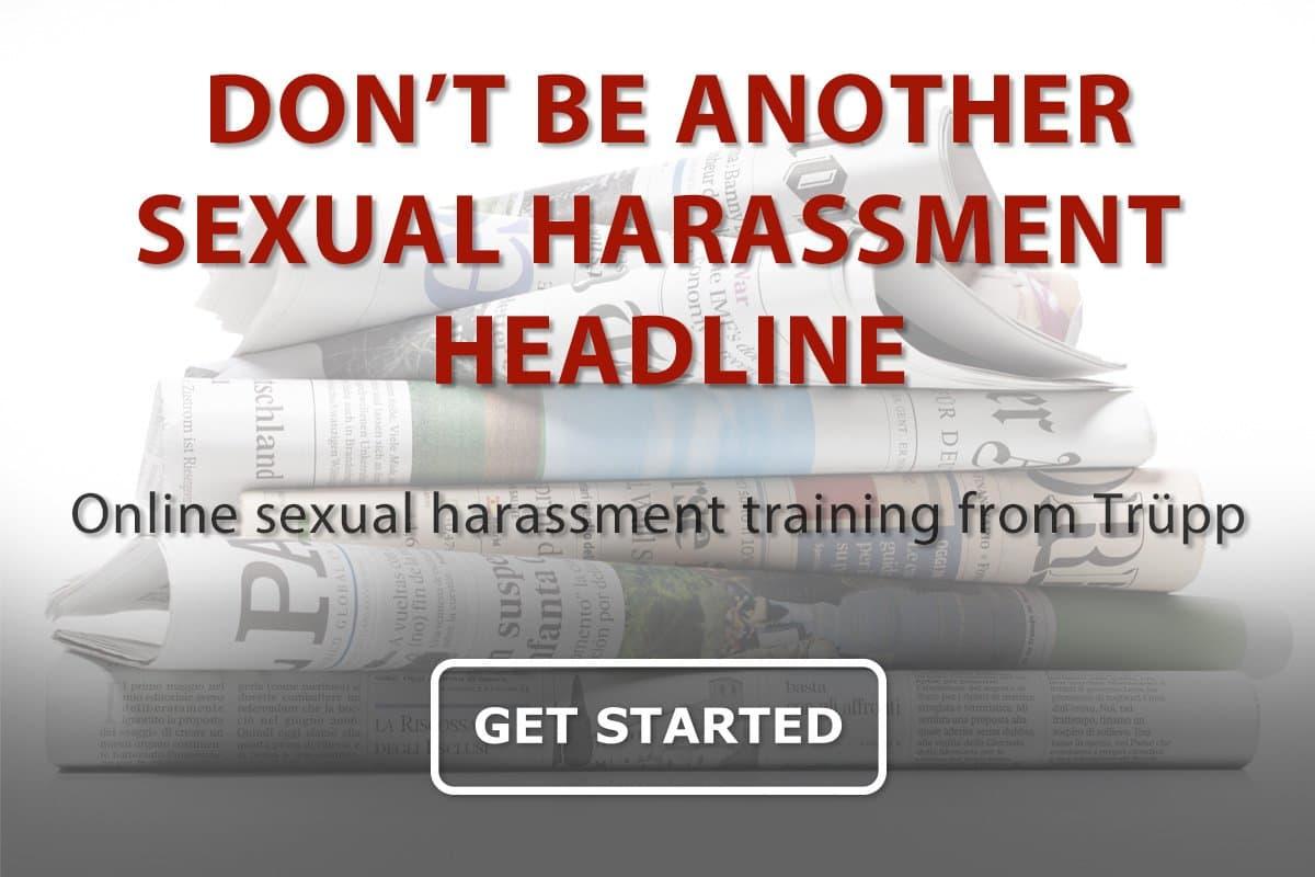 Online Harassment Training