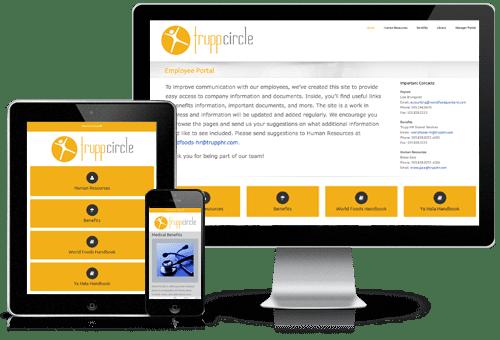 HR Outsourcing | Trupp Circle Employee Portal | Trupp HR