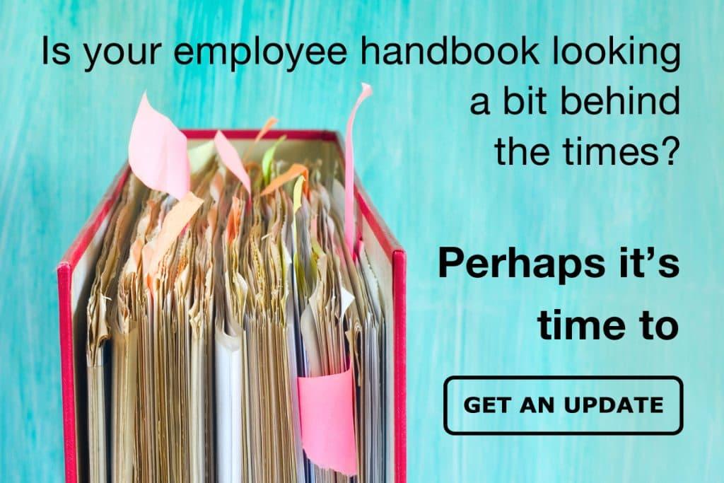 trupp employee handbook services