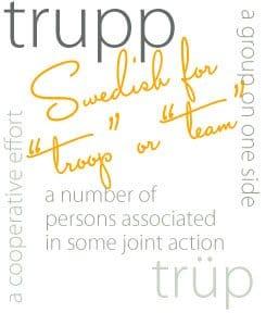 Trupp Definition