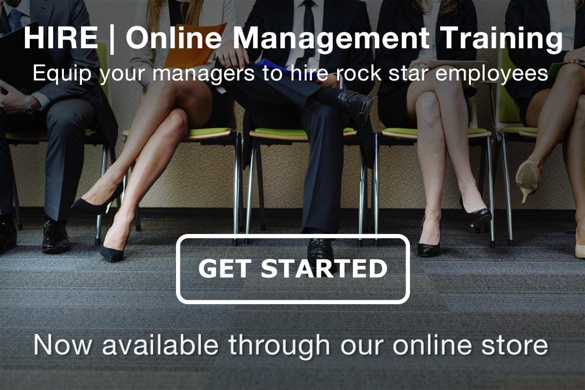 HIRE online manager training: Equip your managers to hire rockstar employees