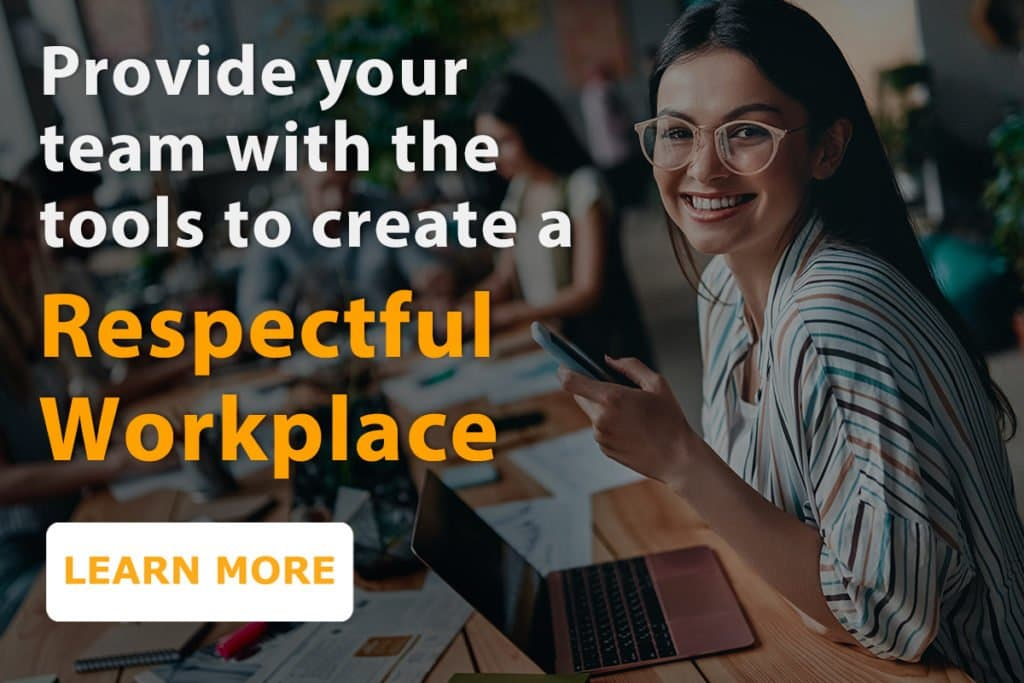 respectful workplace training
