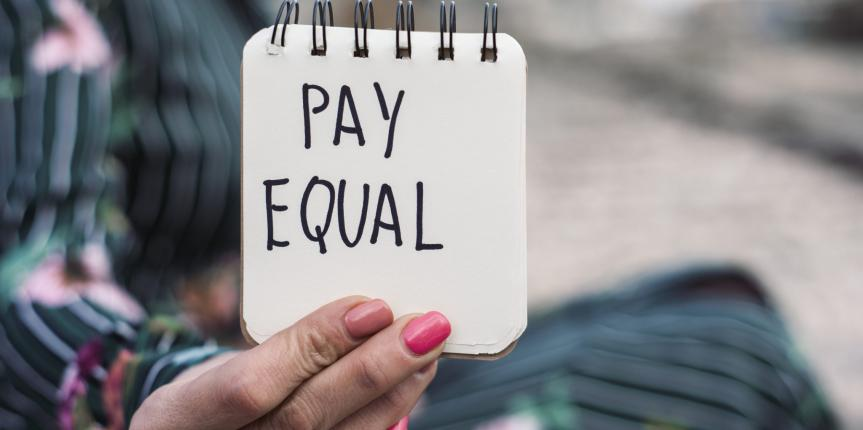 How you can commit your company to equal pay