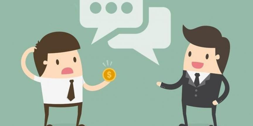 Dealing with uncomfortable employee pay conversations