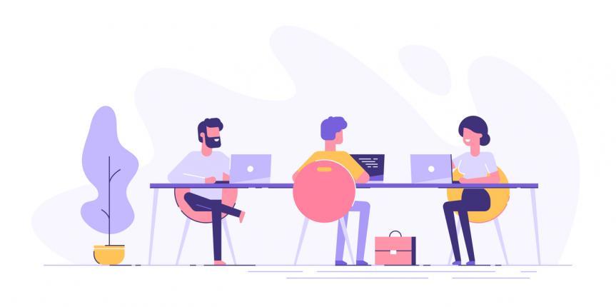 Nurturing a healthy work environment